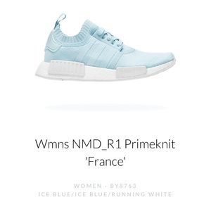 Women's NMD_R1 Primeknit 'France'